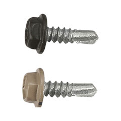 Hex Flange Head Drilling Screw (general use to steel panel to steel material connection)